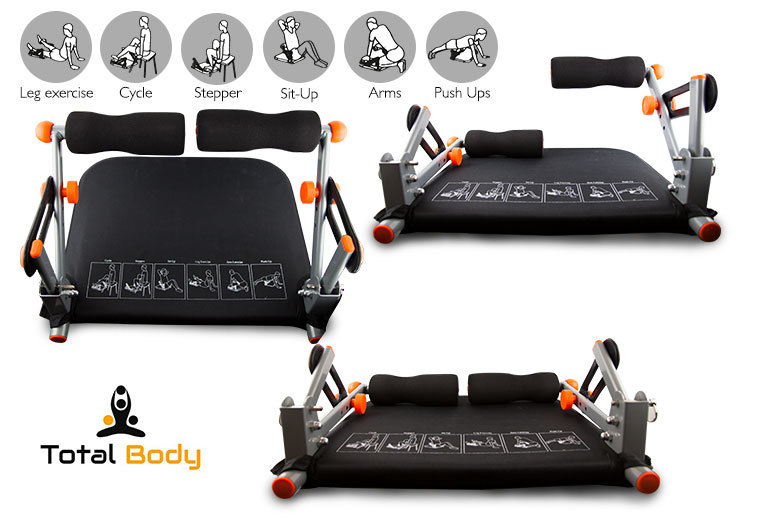 £32 instead of £103 (from Kequ) for a total body exercise system, with a limited number available for just £29 - save up to 72%