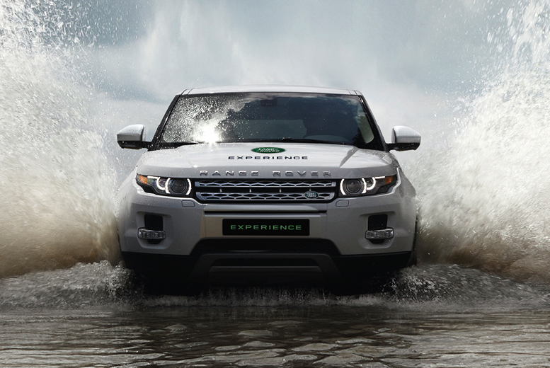 £45 for a 30-minute Land Rover off-road driving experience for 11-17 year olds, £89 for 60 minutes or £124 for 90 minutes with Land Rover - choose from ten locations!