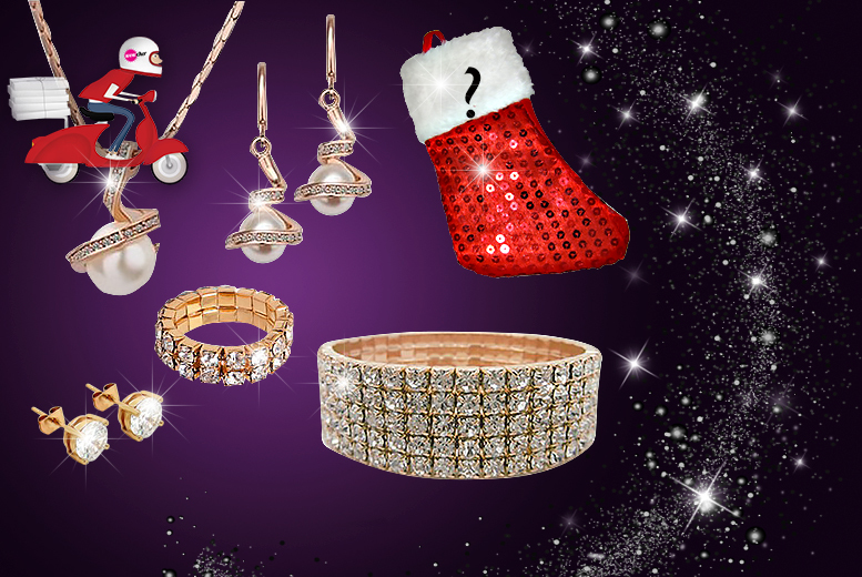 £16 instead of £140 (from Cian Jewels) for a 6pc jewellery set inc. mystery gift - choose from 4 sets and save 89%