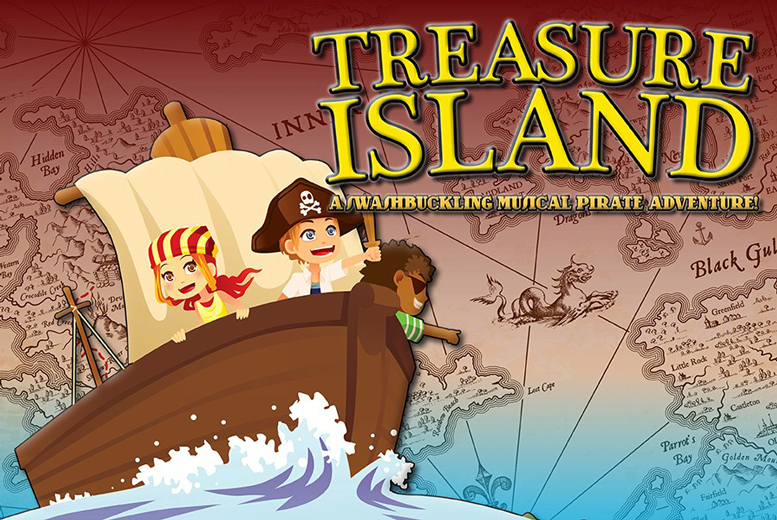 £15 for a single ticket to watch Treasure Island, or £55 for a family ticket for 4 at Arts Theatre West End, Soho - save up to a swashbuckling 32%