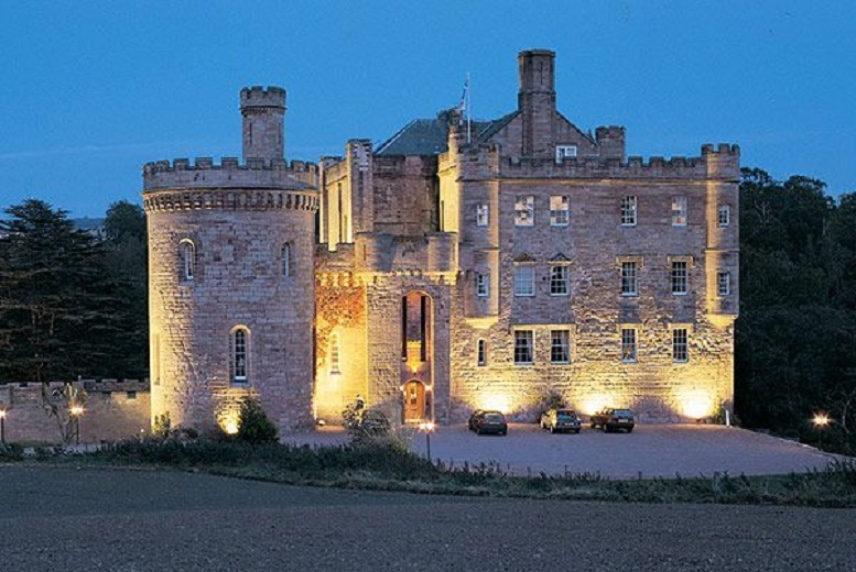 From £149 instead of £257.93 (at Dalhousie Castle) for 1nt for 2 inc. 2-course dinner, bottle of wine, leisure access & breakfast - save up to 42%
