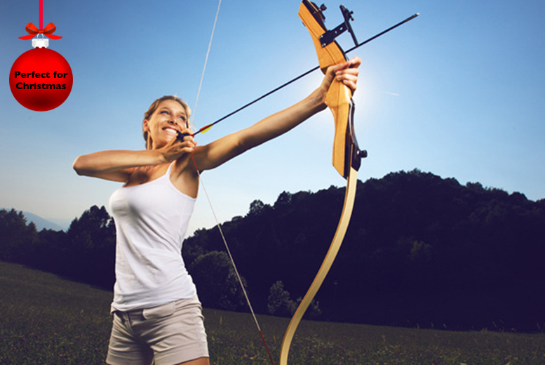 £19 for a 2-hour archery session at Stratford Archery Centre, Stratford-upon-Avon