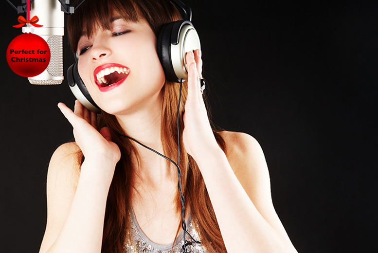 £29 for an up to 2-hour solo singer recording studio experience, £39 for instrumentalists or groups at Cotyso, Manchester - save up to 85%