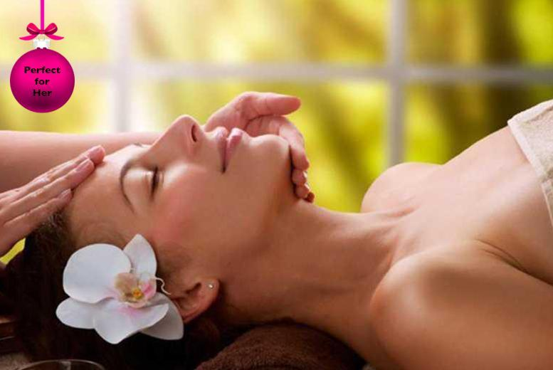 £17 instead of £45 for a 1-hour Guinot facial, 30-minute massage & mince pie at Peppermint Beauty & Laser Clinic, Ilford - save 62%