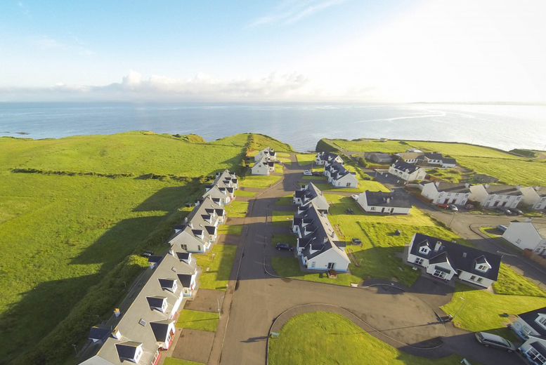 From £79 for a two-night stay in a self-catered holiday home, from £115 for three nights, from £145 for a four nights with Portbeg Holiday Homes - save up to 52%