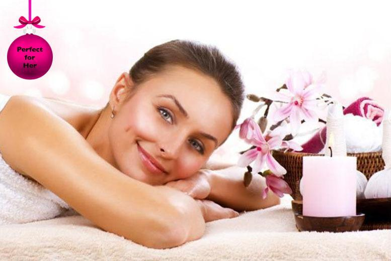 £29 for a pamper package inc. body wrap, facial and massage, £39 with a mani and eyebrow tint at The Rosebery Rooms - save up to 67%