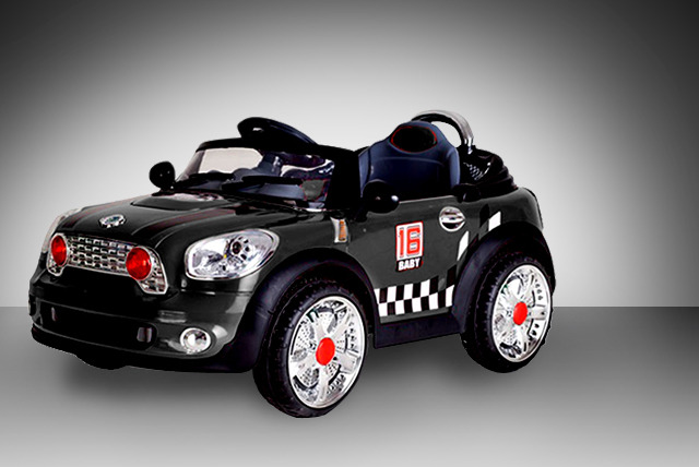 £99.99 instead of £269.95 (from Netgadgets) for a 2013 Mini Cooper 'Ride on Car' – take things up a gear + save 63%