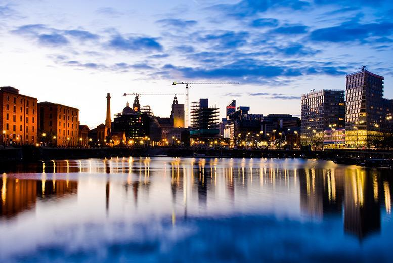£99 (at Richmond Hotel, Liverpool) for a 1-night Liverpool stay inc. a 2-course dinner, breakfast and spa access, £169 for a 2-night stay - save up to 57%