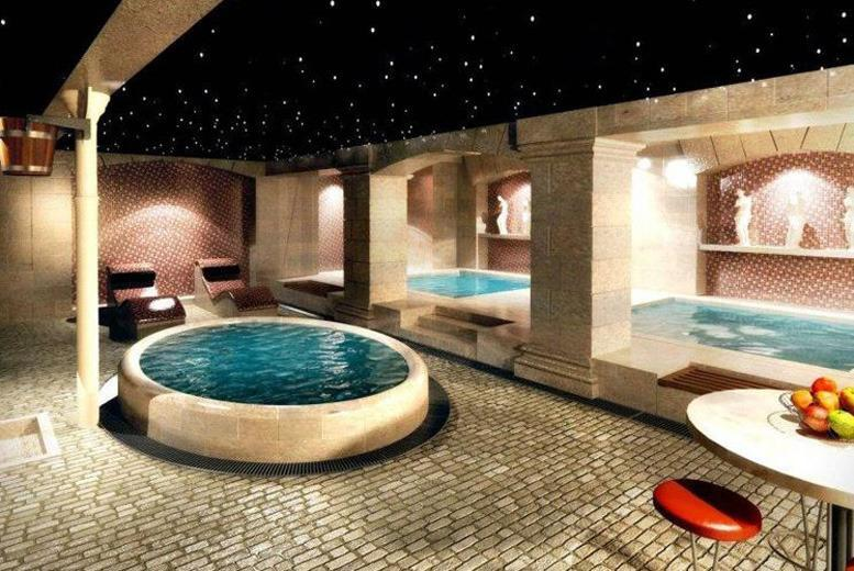 Liverpool Stay Spa Amp Dinner For 2