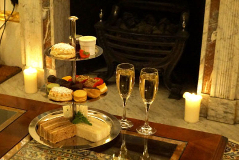 £20 instead of £64 for a sparkling afternoon tea for 2 inc. sandwiches, scones, cakes & bubbly at the The Colonnade Hotel, Warwick Avenue - save 69%