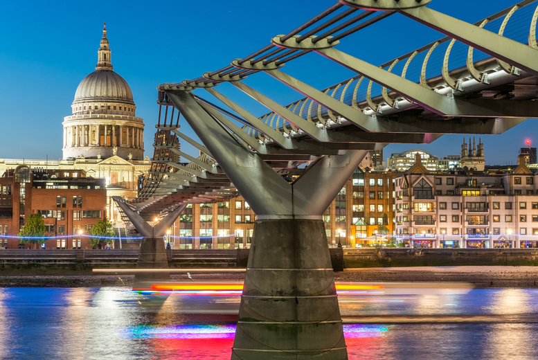 From £109pp for a 4* overnight London stay with a ticket to a choice of six West End shows