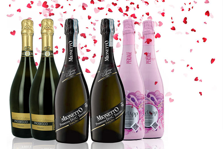 £45 instead of £67.20 (from San Jamón) for six bottles of award-winning organic Prosecco, or £69 for 12 - save up to 23%