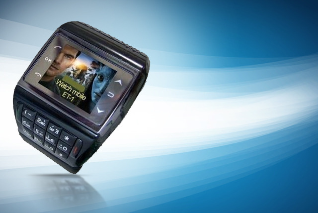 "£38.99 (from Blue Bud) for a 1.3"" touchscreen mobile phone smart watch!"