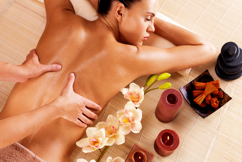 £19 for a 45-minute full body massage from J Rose London Limited
