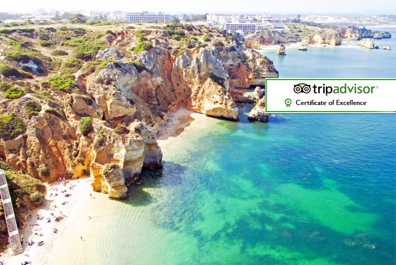 From £99pp instead of up to £124.81 (from ClearSky Holidays) for a seven-night self-catered Portugal break including villa and flights for up to six people - save 21%