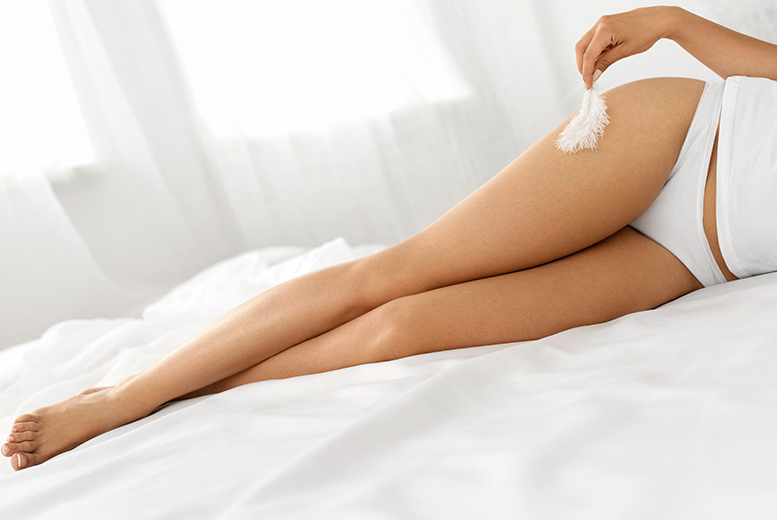 £49 for six sessions of laser hair removal on a small area, £59 on a medium area or £69 on a large area from E-Med Cosmetics, St Albans - save up to 88%