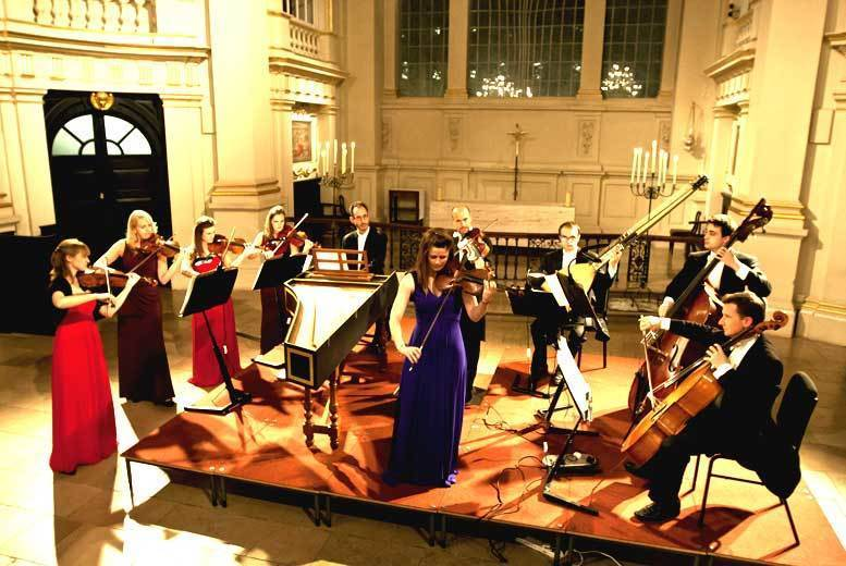 From £15 for a ticket to see Vivaldi, The Four Seasons by Candlelight, with a programme and CD from Candlelight Concerts  - choose from four locations and save up to 43%