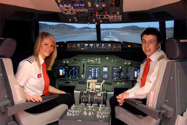 £49 instead of £98 for a 30-minute flight simulation experience with iPilot, Westfield London, White City - save 50%