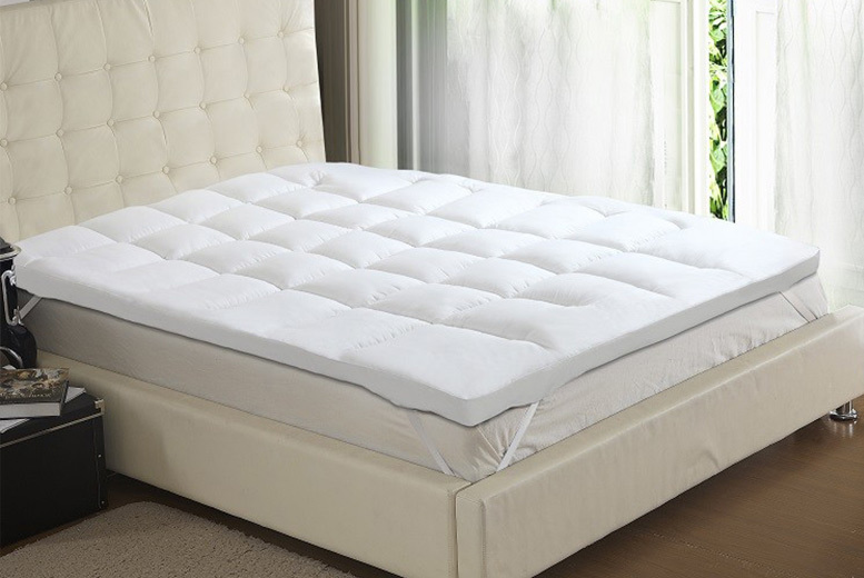 Extra Thick Luxury Mattress Topper