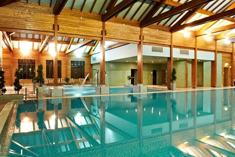 £99 instead of £162 for a spa day for two with two treatments each and an afternoon tea at Bannatyne's - save 39%