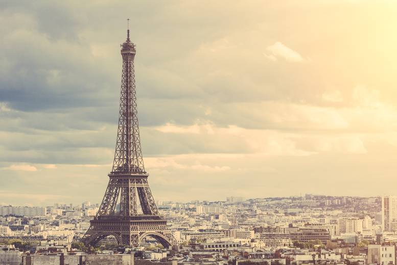 £95pp (from SuperBreak) for a two-night Paris break, including return coach travel from London Victoria and self-catering accommodation