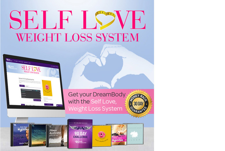 £29 instead of £400 for a Self Love 'Weight Management' System from Simply Body Love - save 93%
