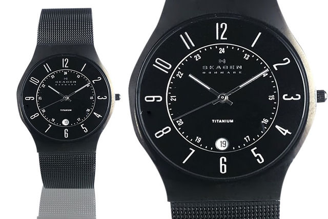 Skagen Mens Watch 3