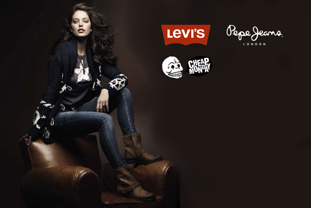 £15 for a £40 voucher to spend on over 600 brand name products with Sojeans.co.uk + FREE delivery - save 62%