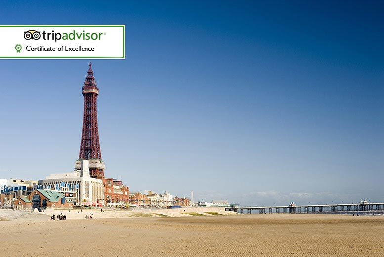 £59 instead of up to £140 for a two-night Blackpool break for two people including breakfast and lunch at South Beach Hotel - save up to 58%
