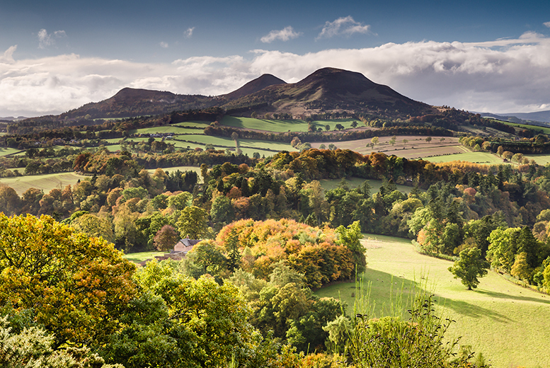 £89 for a two-night Scottish Borders break for two people with breakfast, £135 for three nights at Traquair Arms Hotel