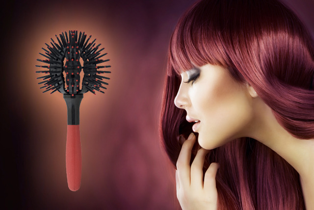 £7.50 instead of £15 (from Wow Pamper Lounge) for a Curl Mi circle brush - sort out those nasty knots and save 50%