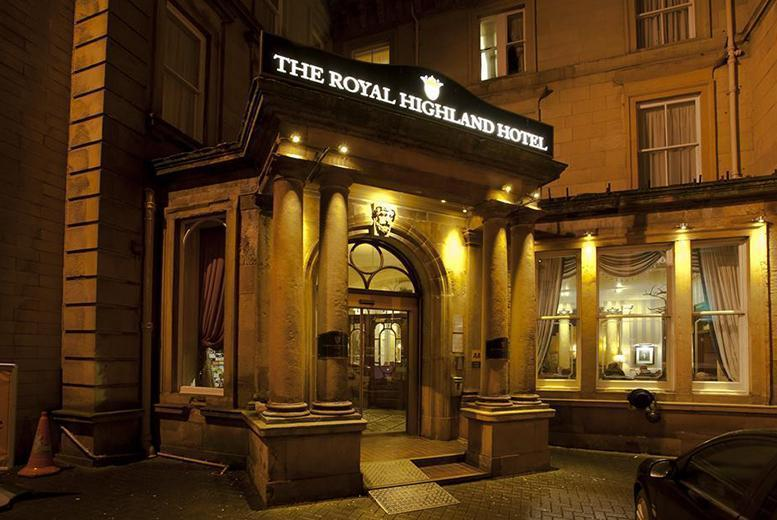 From £79 (at The Royal Highland Hotel) for a 2-night stay for 2 inc. daily breakfast, £89 inc. afternoon tea on arrival - save up to 51%