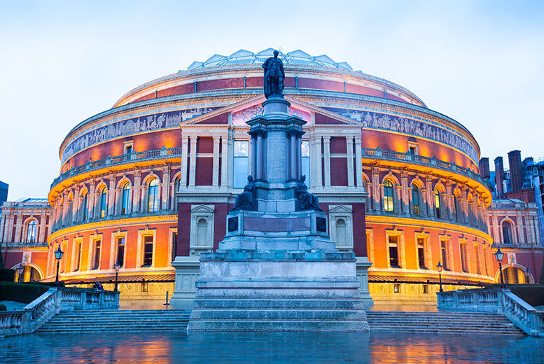DDDeals - £79pp (from OMGhotels.com) for a 4* overnight London stay with a guided tour of the Royal Albert Hall