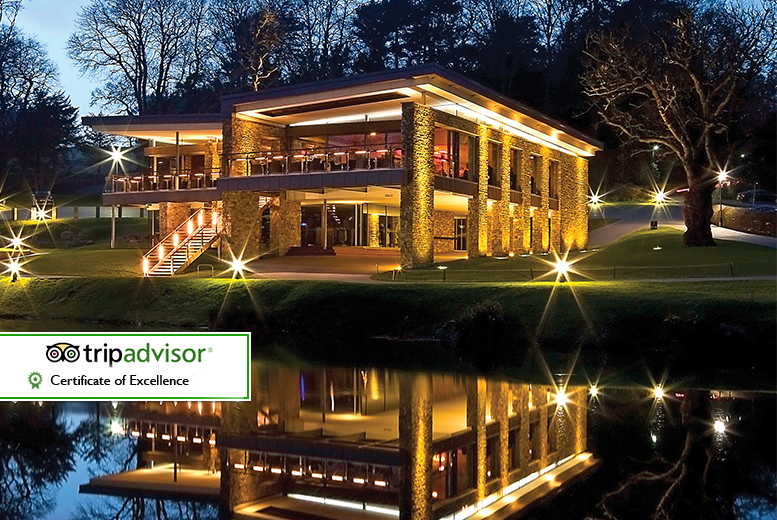 £109 for an overnight stay for two with Prosecco and breakfast, £149 to include three-course dining, £199 to include a round of golf at 4* Close House - save up to 47%