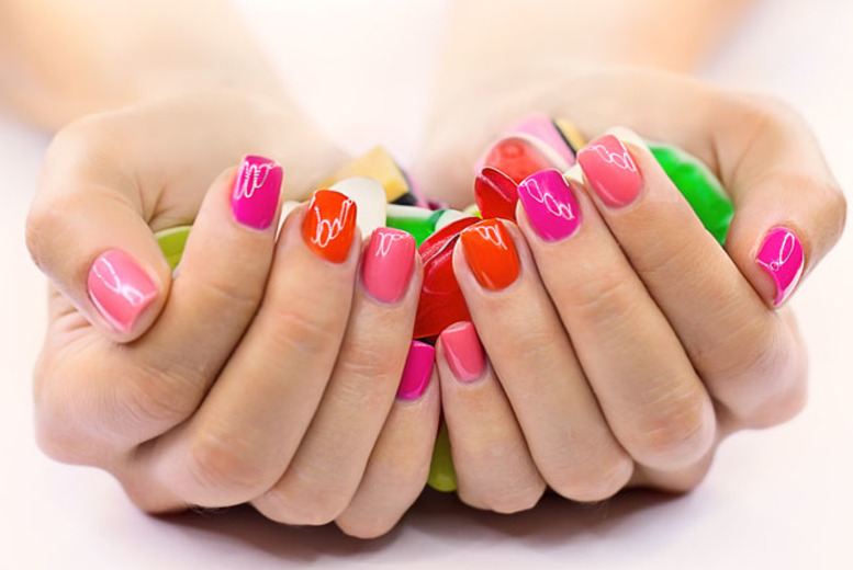 £9 instead of £20 for a Shellac manicure or pedicure, £14 for both at Miss Beautique - save up to 55%