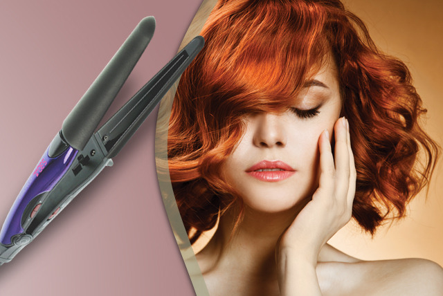 £44.99 instead of £99.99 (from Just Beautifully) for the Glamoriser by Richard Ward professional digital multi-styler - save 55%