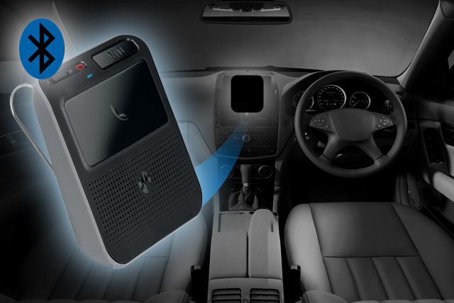 £25 for a Motorola T325 Bluetooth Car Speakerphone from Wowcher Stores!