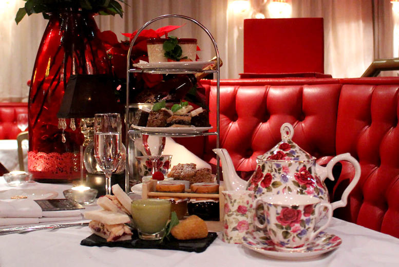 £20 instead of £33.90 for afternoon tea for two people, £26 with a glass of Prosecco each at the AMPM Restaurant, Belfast - save up to 41%