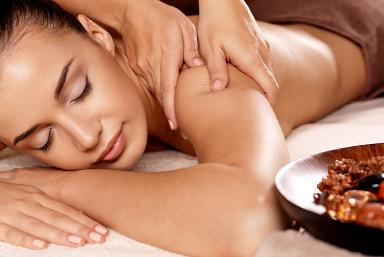 £15 instead of £50 for a one-hour full body massage at Aqua Beauty, Northampton - choose from four options and save a relaxing 70%