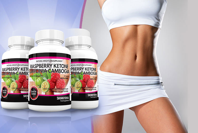 £17 instead of £89.99 (from Skinny Diva) for a three-month* supply of raspberry ketone and garcinia cambogia capsules - save 81%