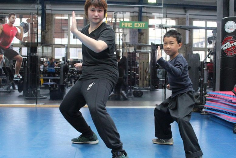 £9 for four Wing Chun martial art classes for kids from Wutian Martial Arts