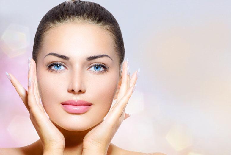 £289 instead of £799 for a 'tear trough' under-eye Uma Jeunesse dermal filler enhancement at Harley Street Face & Skin Clinic - save 64%