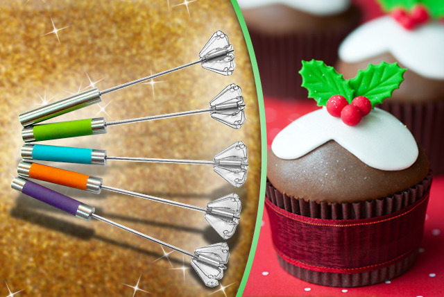 £9 for a Nova Multi Whisk from Wowcher Stores – we whisk our sauce back and forth + delivery is included!