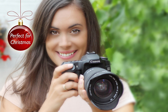 £45 instead of £399 (from Fab Photo) for an interactive online iPhotocourse – learn how to take that perfect picture & save a snappy 89%