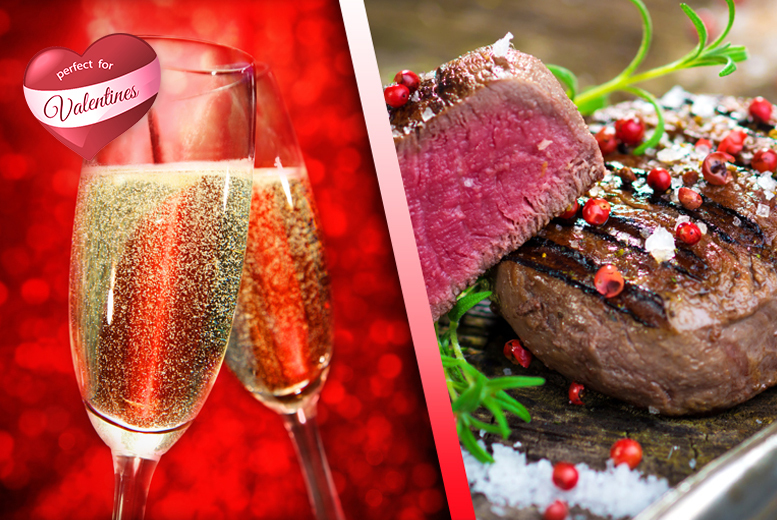 £45 instead of £90 for a 4-course Valentine's meal for 2 people inc. a glass of Prosecco each at Engine House Cafe, Leeds - save 50%