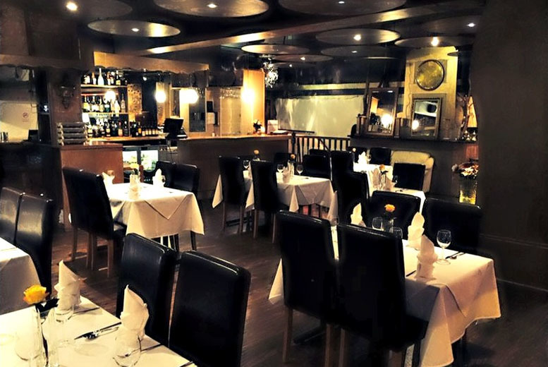 £19 for a 2-course meal for 2 inc. sides & wine, £35 for 4 people, £49 for 6 people at Habibi Lebanese Grill & Bar - save up to 55%