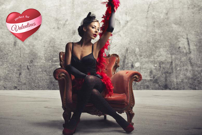 £24 instead of £80 for a 4-week beginners' burlesque course at Burlesque Baby - choose from 2 locations and save 70%