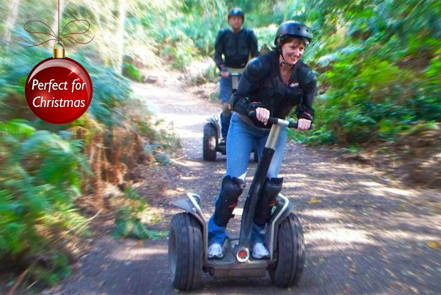 £17 instead of £40 for a Segway rally experience for 1 person, or £30 for 2 people, at one of 9 locations, with Segkind - save up to 58%
