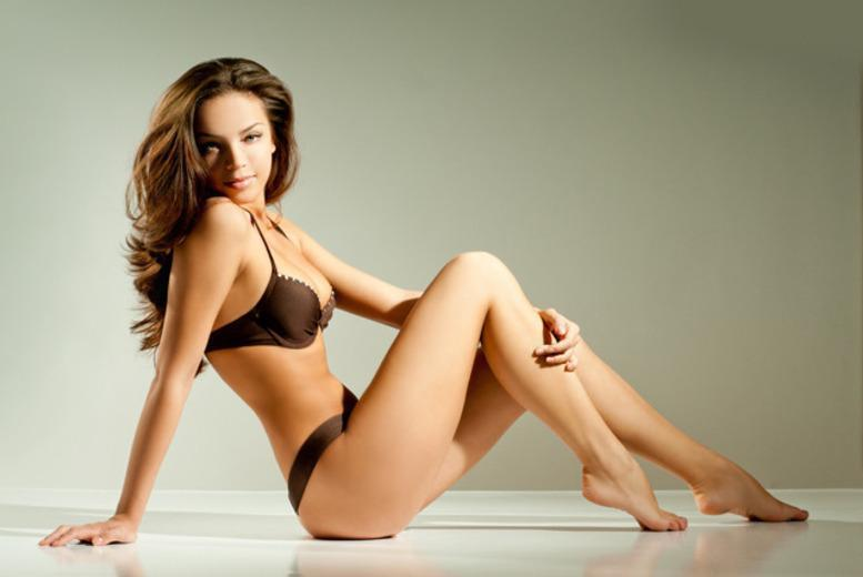 £10 for an underarm and Brazilian or Hollywood wax, £14 to indulge a half leg wax at Beauty Box, Victoria - save up to 85%