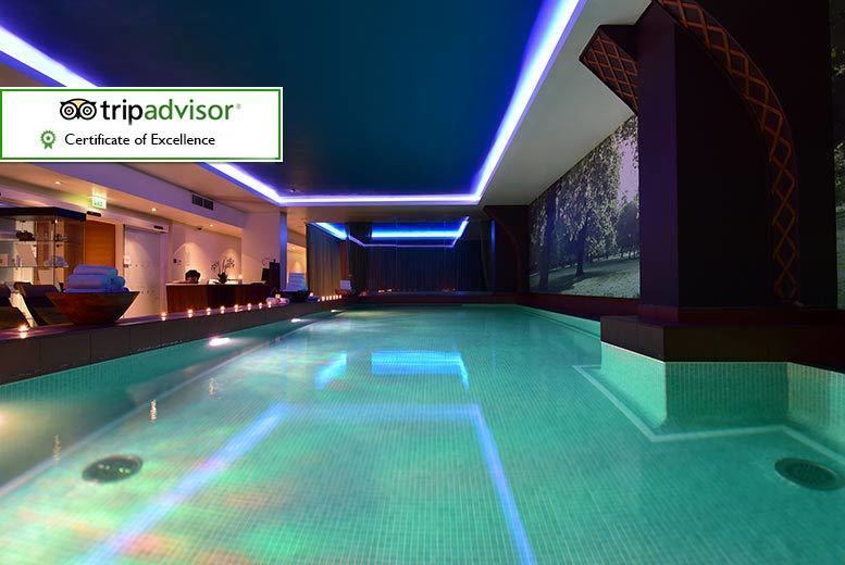 From £129 (from Pestana Chelsea Bridge) for an overnight 4* London Chelsea spa stay for two people, with spa access, bottle of Prosecco and breakfast - save up to 37%